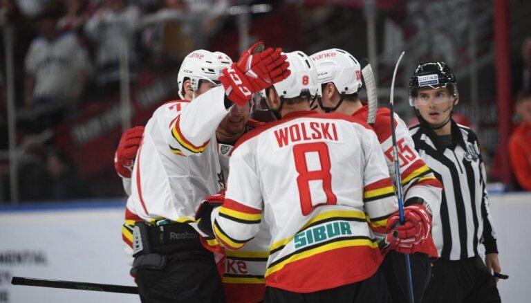 'Jokerit' hokejisti izcīna 12.uzvaru pēc kārtas; 'Kuņluņ Red Star' cieš zaudējumu