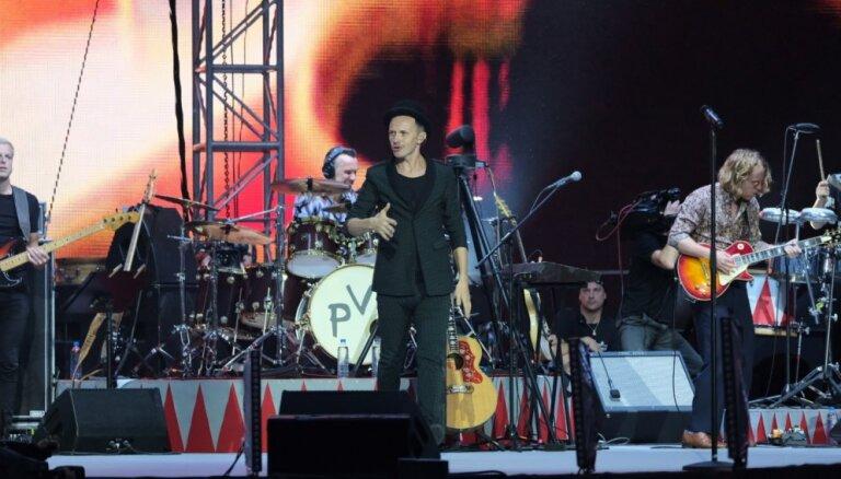 Noskaties! 'Prāta vētra' piedāvā koncertvideo dziesmai 'Pašu dārgāko'
