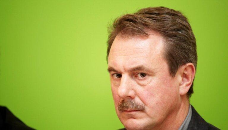 Конкурентом Лембергса в Вентспилсе может стать Кристовскис