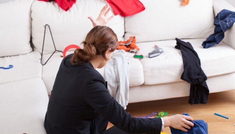 Septiņas 'palīgierīces' vieglākam daudzbērnu mammas ikdienas solim