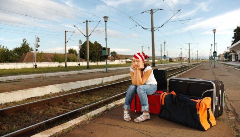 Daudzbērnu ģimenes varēs saņemt 25% atlaidi reģionālo maršrutu autobusos un vilcienos