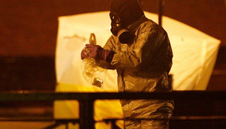 Взрыв на военном заводе вблизи британского Солсбери: один погибший, начался пожар