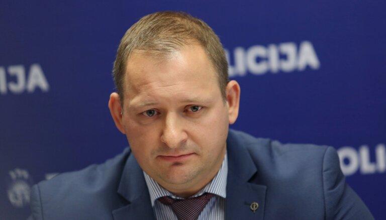 Latvijas iedzīvotāji joprojām dzīvo salīdzinoši drošā vidē, uzsver policijas priekšnieks