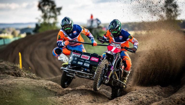 Ekipāžu motokrosa pasaules čempionāta kalendārs sarūk līdz pieciem posmiem