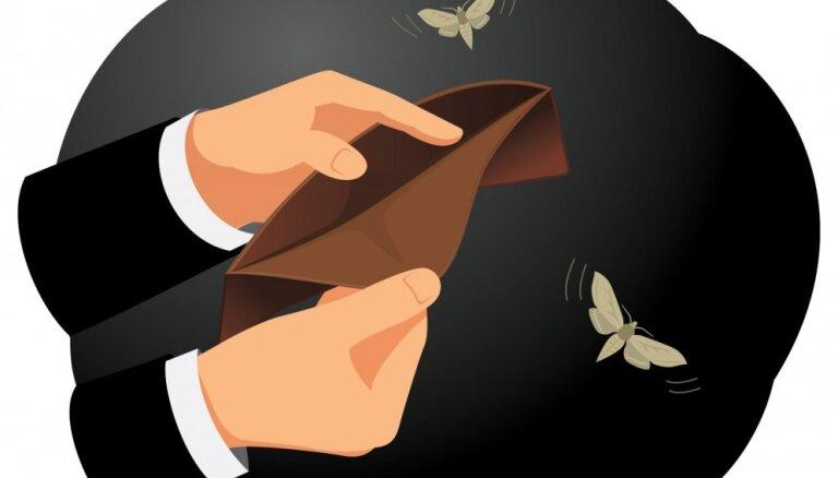 Daži iedarbīgi rituāli, ja tevi nomākušas naudas problēmas