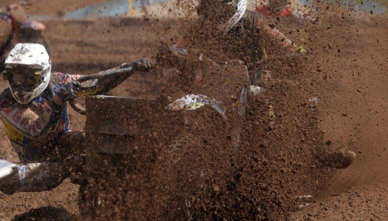 Nākamgad Latvijā norisināsies tikai viens posms PČ motokrosā ar blakusvāģiem