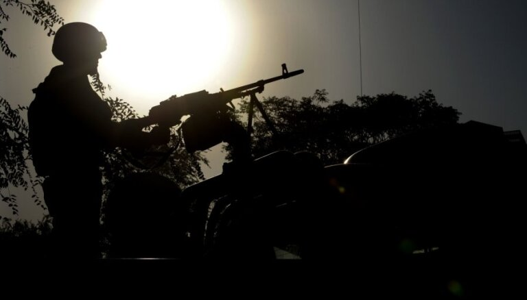 Afganistānā tirgus laukumā mīnmetēja apšaudē nogalināti vismaz 14 cilvēki