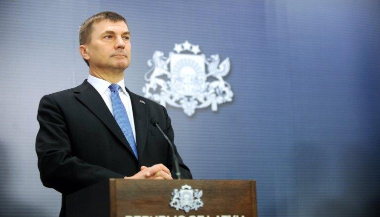 Ансип: Центральная Азия должна стать приоритетом для ЕС