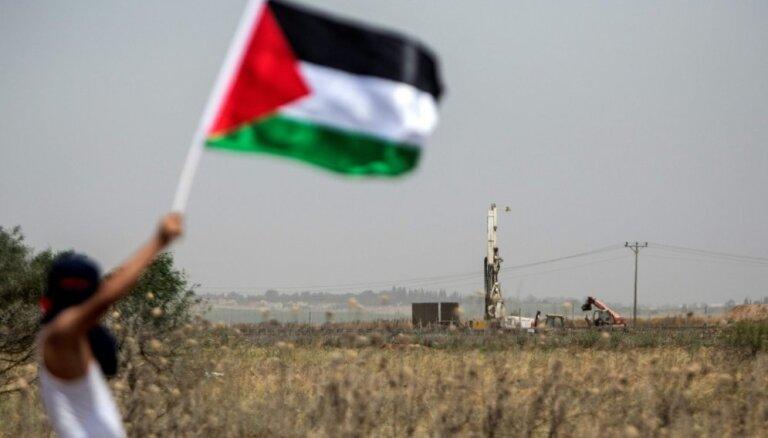 ANO: palestīniešu smagās situācijas galvenais iemesls ir Izraēlas okupācija