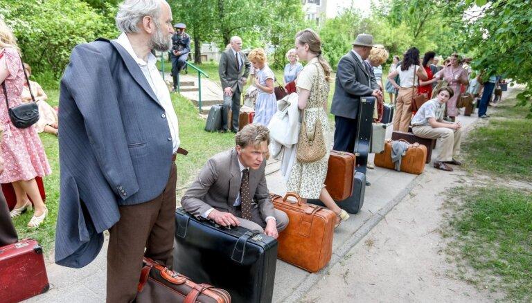 Foto: Kā Lietuvā filmēja jauno HBO seriālu 'Černobiļa'