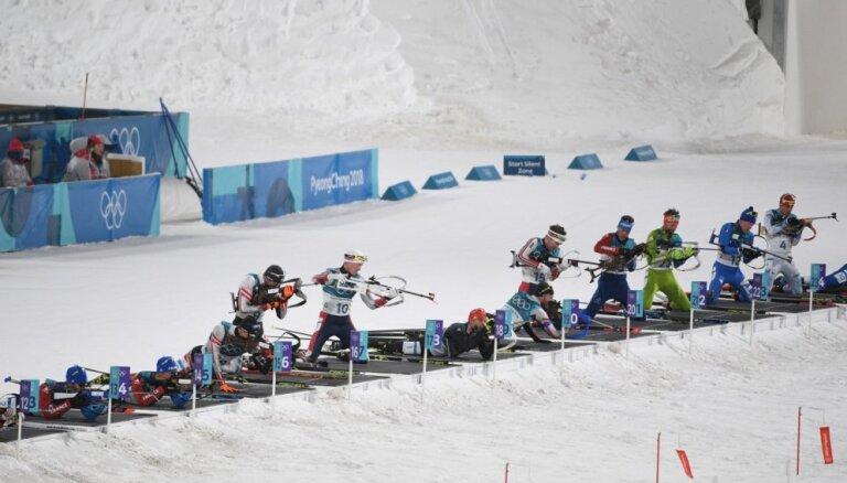 Latvijas biatlona izlases galvenais treneris optimistiski raugās uz sporta veida nākotni