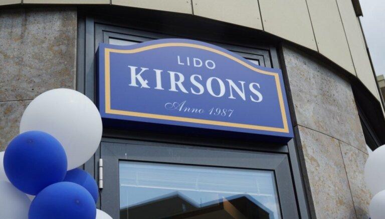 Кирсонс оформил залог на 26,9 млн евро