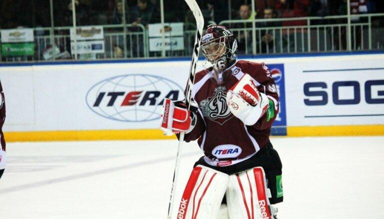 Rīgas 'Dinamo' KHL regulāro čempionātu sāks pret Minskas 'Dinamo'