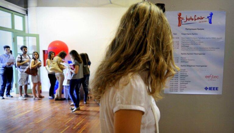 Bezdarba līmenis sasniedzis zemāko rādītāju pēdējo gadu laikā