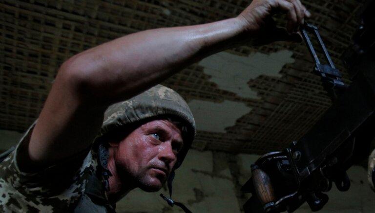 Saasinājusies situācija Donbasā