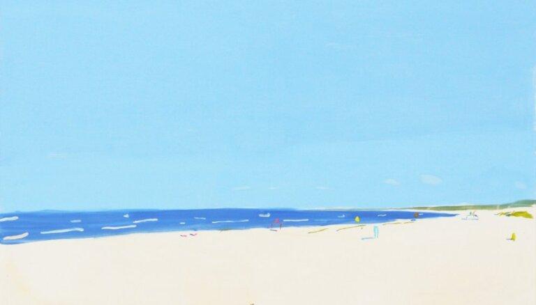 Norisināsies Starptautiskais glezniecības simpozijs 'Mark Rothko 2017'
