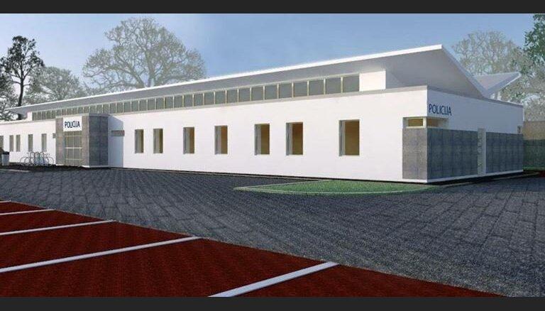 В Болдерае построят полицейский участок