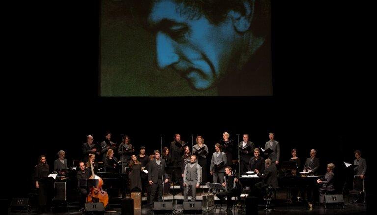 'Lielajā dzintarā' skanēs Vācieša un Ziedoņa dzeja mūzikā