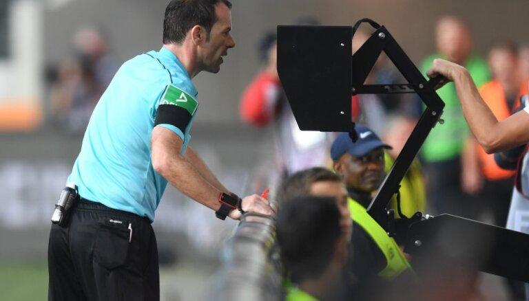 ФИФА одобрила использование видеоповторов на ЧМ-2018 по футболу