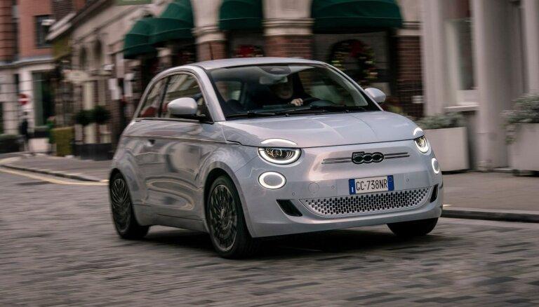 'Fiat' no iekšdedzes dzinējiem pilnībā atteiksies jau 2030. gadā