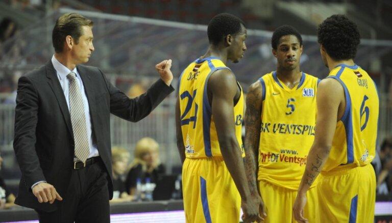 Vētra neturpinās darbu ar 'Ventspils' basketbola komandu