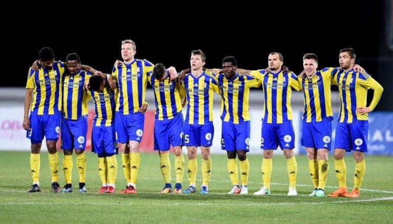 'Ventspils' kompensācijas laikā izrauj uzvaru pār 'Metta' futbolistiem