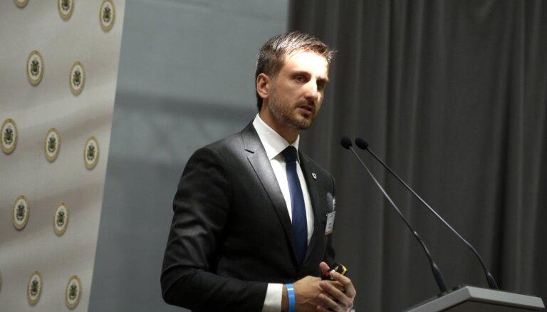 Pukinsks: UEFA savulaik brīdināja par biedru nekulturālo uzvedību LFF kongresos