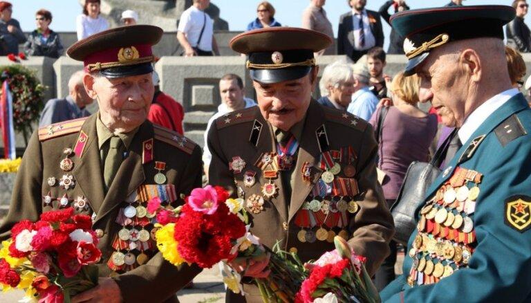 МИД осудил путинский указ о пособиях для латвийских ветеранов