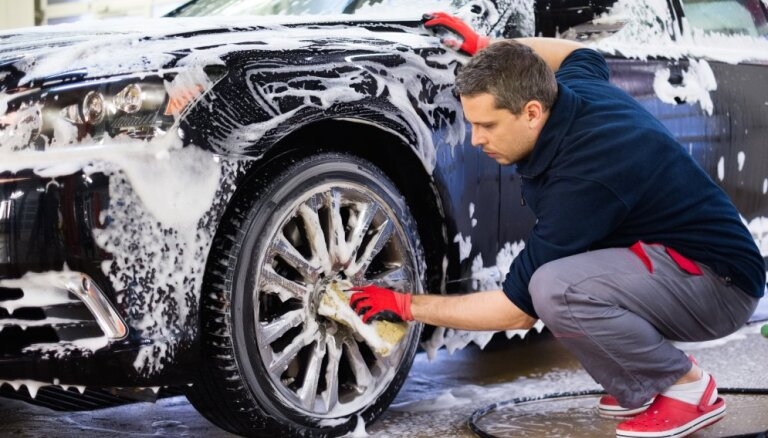 Газета: автомойки самообслуживания растут, как грибы после дождя