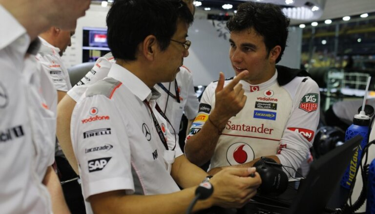 F-1 var nākties nožēlot 'Pirelli' problēmu ignorēšanu, uzskata Peress