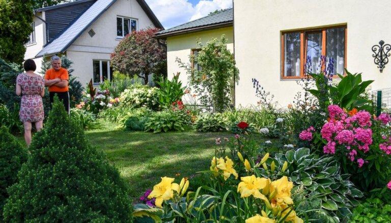 Foto: Skaistākie dārzi un mājas no 16 Latvijas novadiem