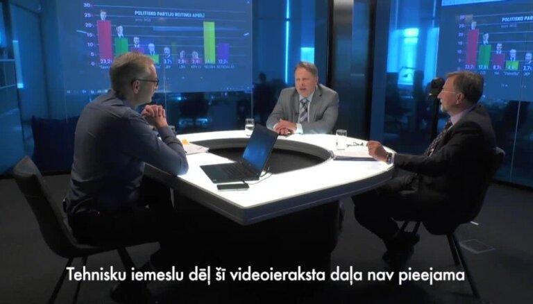 SKG: tā vairs nav tā Eiropa, kurā iestājāmies