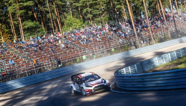 Vēl dažas dienas biļetes uz 'World RX' Latvijas posmu par iepriekšpārdošanas cenu