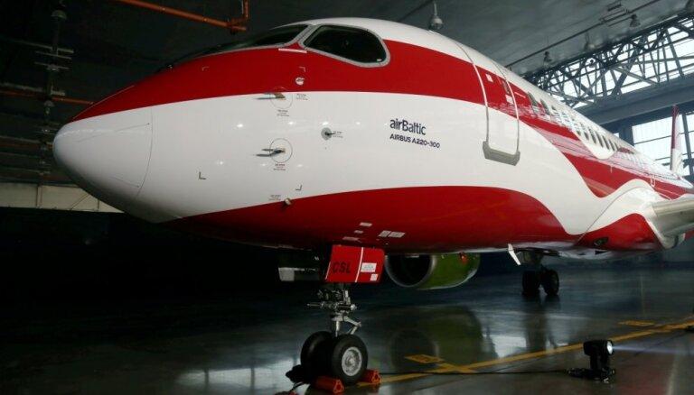 Убытки airBaltic превысили 26 миллионов евро