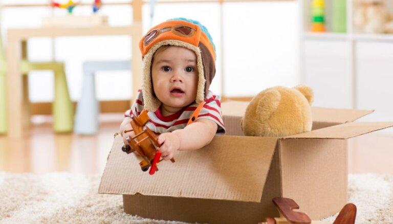 Praktiski ieteikumi, kā trenēt mazuļa uzmanības attīstību