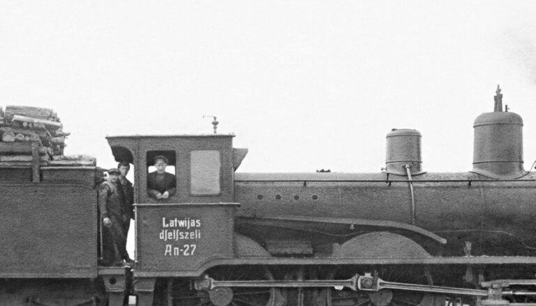 Латвийская железная дорога на протяжении года отметит свой столетний юбилей различными мероприятиями