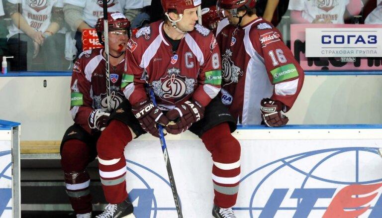 Ozoliņš un Dārziņš pret Maskavas 'Dinamo' vēl nespēlēs