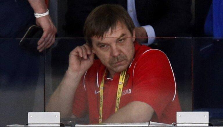 IIHF viceprezidentu sanikno Znaroka visatļautība