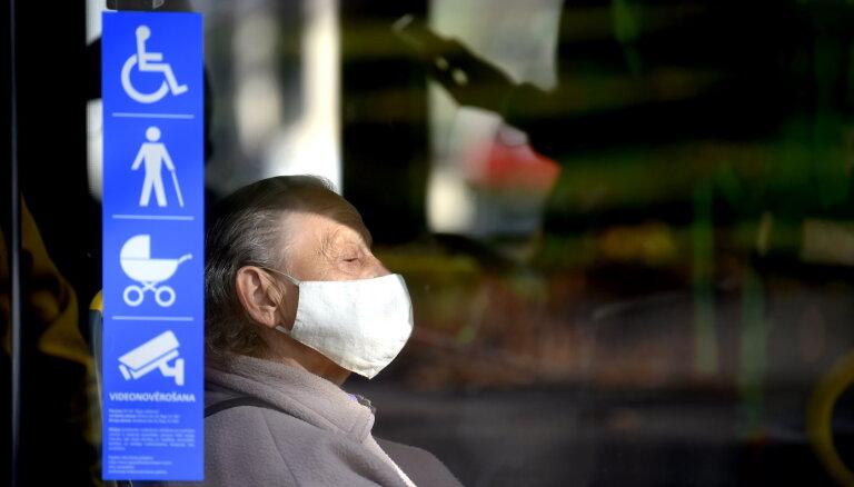 За неиспользование маски в публичных местах и транспорте предлагают штрафовать на 50 евро