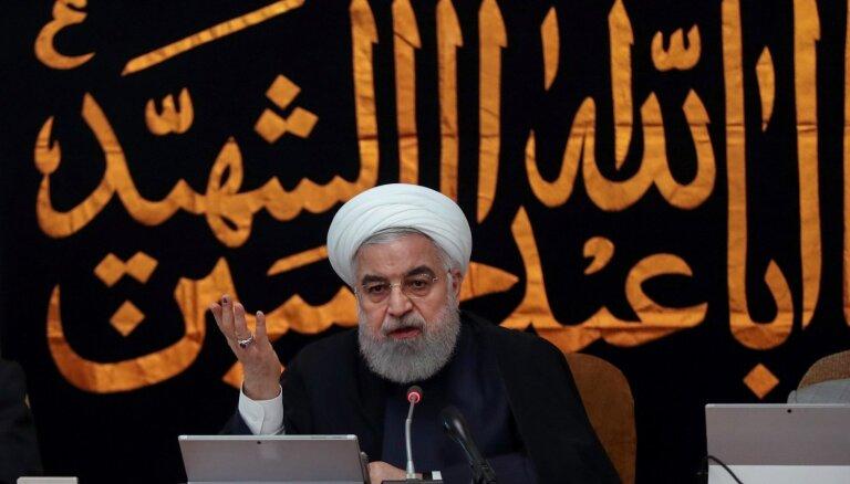 Irānas kodolprogramma: Teherāna turpina atkāpties no līgumsaistībām