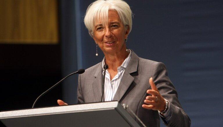 Французский суд признал главу МВФ Лагард виновной в халатности