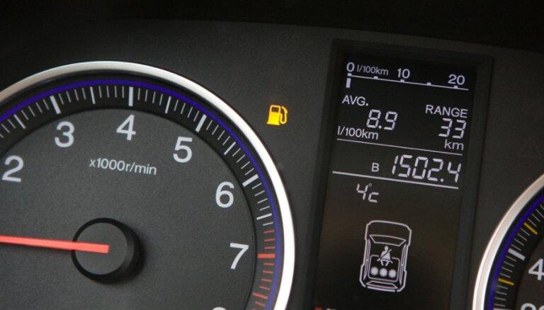 В Риге и Таллине цены на бензин снижаются, в Вильнюсе растут