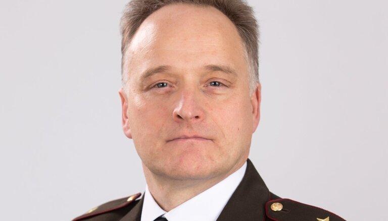 NBS Apvienotā štāba priekšnieka amatā apstiprina ģenerāli Ziediņu