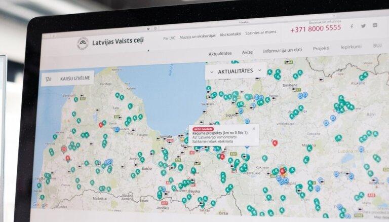 Konkurences padome: 'Latvijas Valsts ceļi' nepamatoti pārnes atbildību uz būvdarbu veicējiem