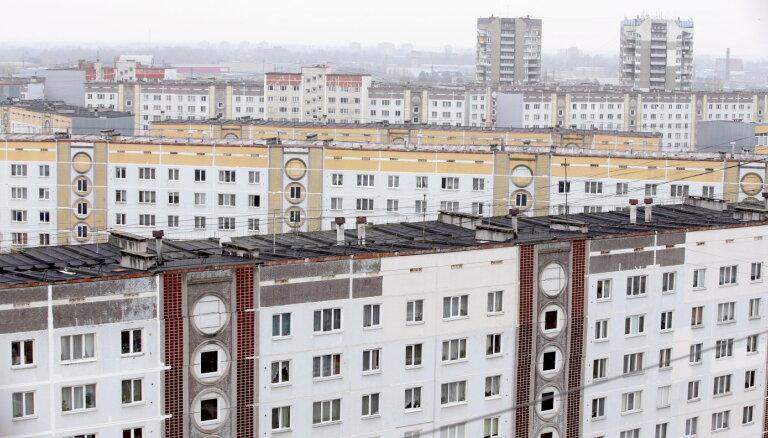 Эксперты описали, как изменились цены на серийные квартиры в Риге