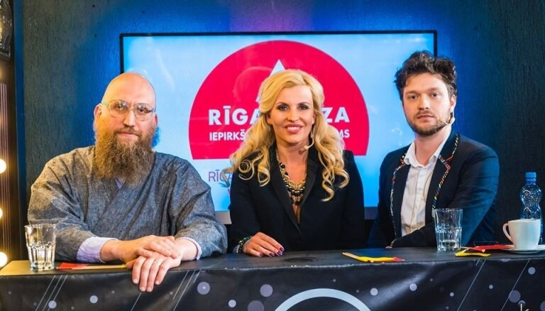 Zeltiņa apžilbina 'Rīgas stila pavēlnieka' skatītājus
