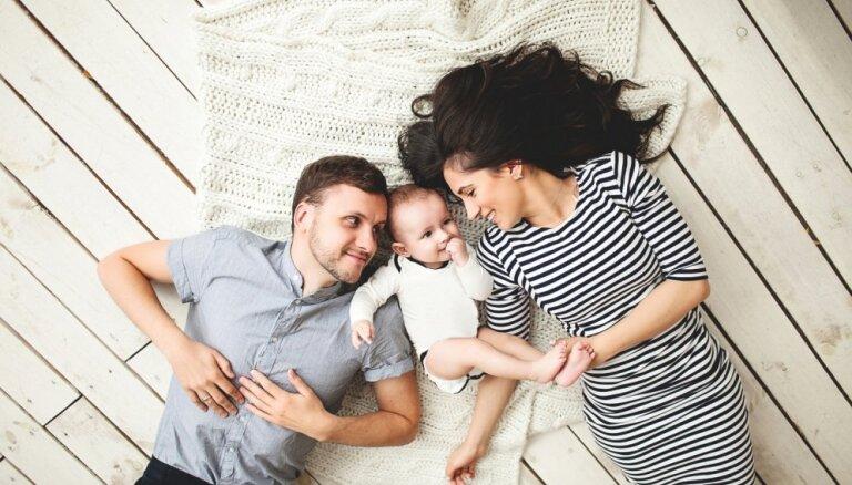 Sarunas spēkam: sarunā par attiecībām pēc bērna piedzimšanas gūtās atziņas