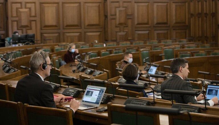 Saeimai komisijām nododot budžeta paketi, iezīmējas lielākie strīdus jautājumi turpmākajās debatēs
