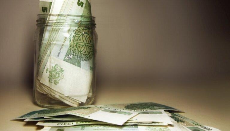 Līdz jūnija beigām apmainīti 37,6% latu monētu un 94,7% latu banknošu