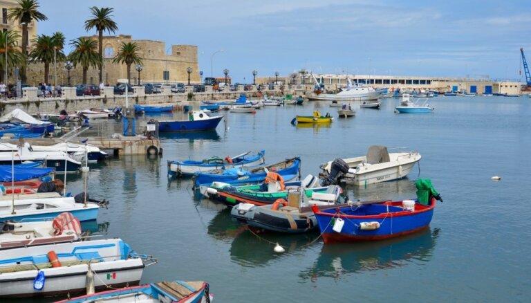 Adrijas jūras pērle Bari. Ko apskatīt Itālijas pilsētā, kur glabājas Santaklausa pīšļi?